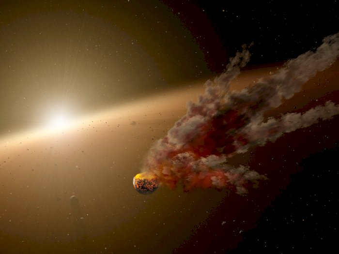 NASA Ungkapkan Asteroid Sebesar 1,5 Kali Burj Khalifa akan Melewati Bumi!