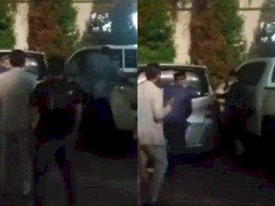 Memalukan! Tiga Angota DPR Aceh Baku Hantam di Parkiran Mobil, Tuai Kecaman Warganet