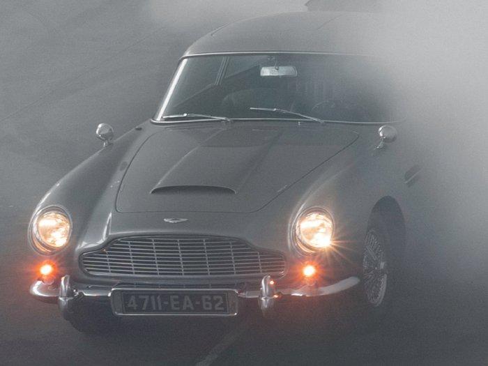 Hilang Dicuri Selama 25 Tahun, Mobil James Bond Ini Akhirnya Berhasil Ditemukan!