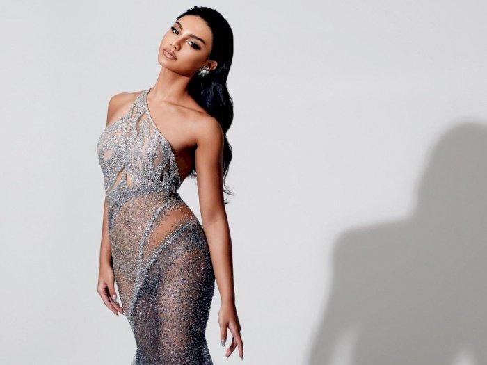 Selamat! Jihane Almira Raih Best National Costume di Miss Supranational 2021