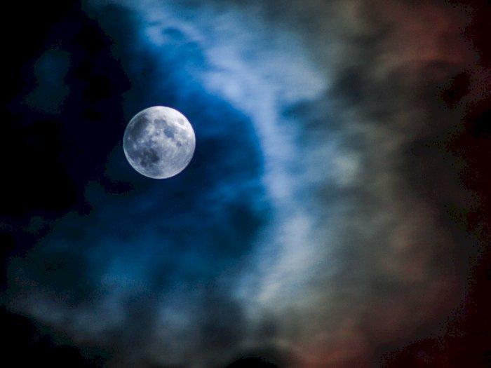 Fenomena Blue Moon Hiasi Langit Indonesia Malam Ini 22 Agustus 2021, Ini Penjelasan LAPAN