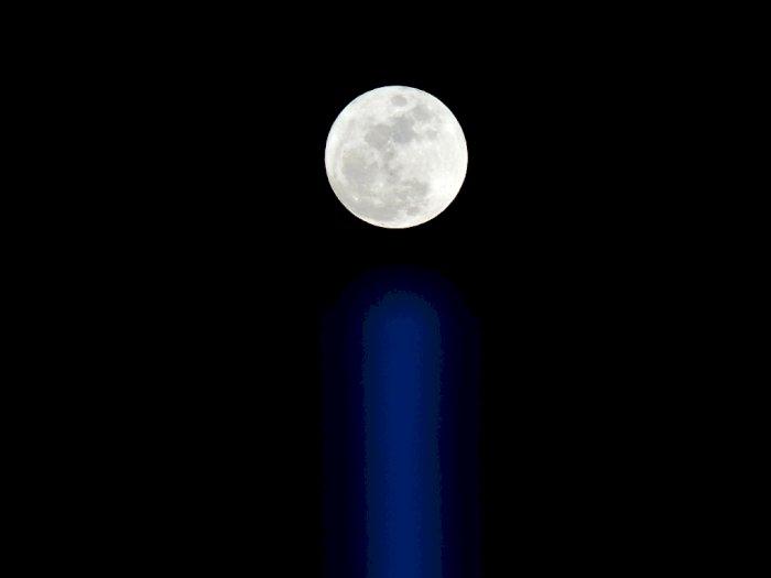 FOTO: Fenomena Blue Moon