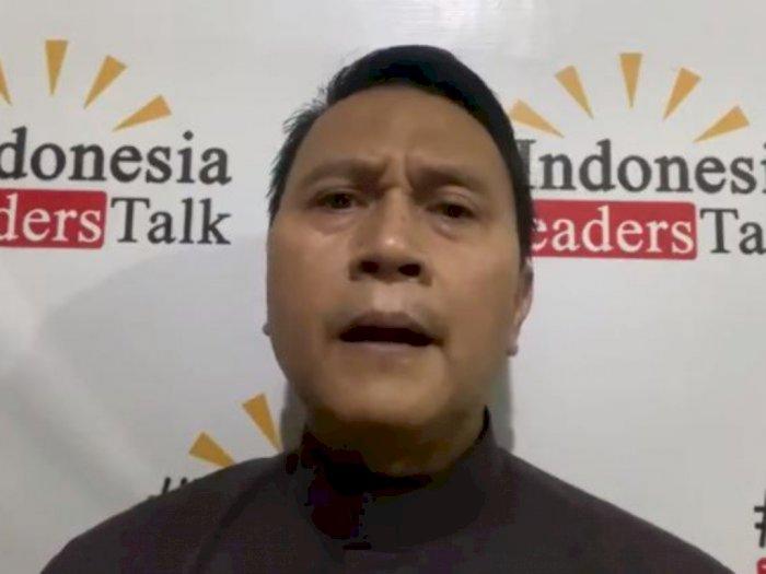 Mardani Ali Sera Komentari Pejabat Terima Vaksin Dosis Ketiga: Malu Sama Rakyat!