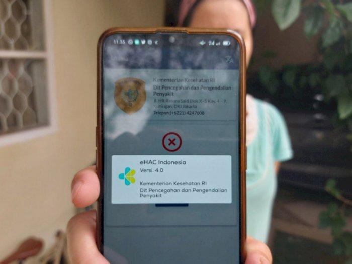 Waduh! 1,3 Juta Data Pengguna eHAC Kemenkes Diduga Bocor, Hanya Diminta Hapus Aplikasi