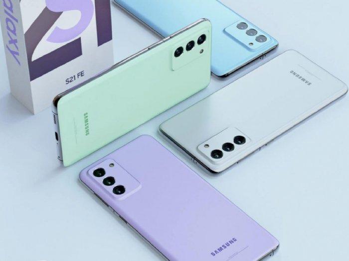 Bocoran User Manual Galaxy S21 FE Ungkap Absennya Slot microSD dan Adapter Charger