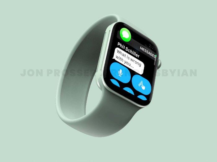 Apple Watch Series 7 Disebut Miliki Layar Lebih Besar, Watch SE Terbaru Rilis Tahun Depan