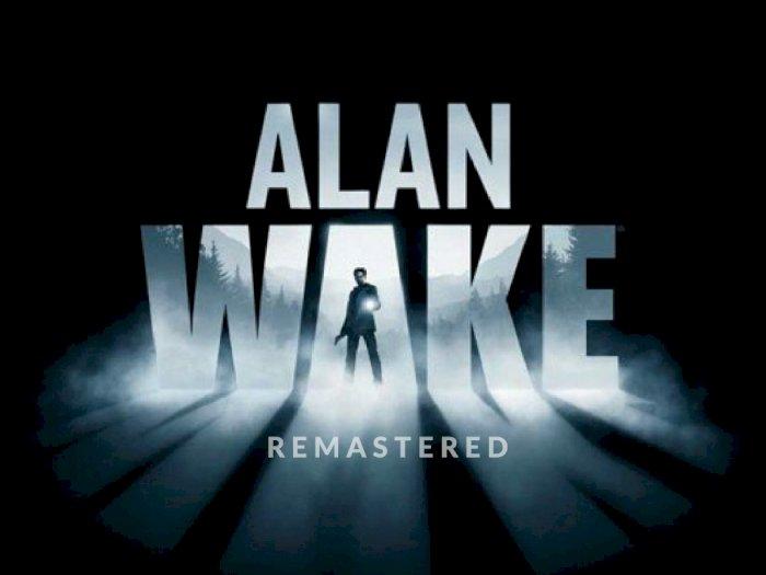 Alan Wake Remastered Dilaporkan Bakal Meluncur di Tanggal 5 Oktober Ini!