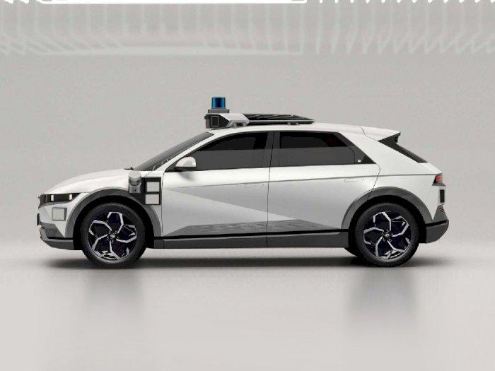 Hyundai Umumkan Taksi Masa Depan Tanpa Pengemudi, Siap Rilis Tahun 2023