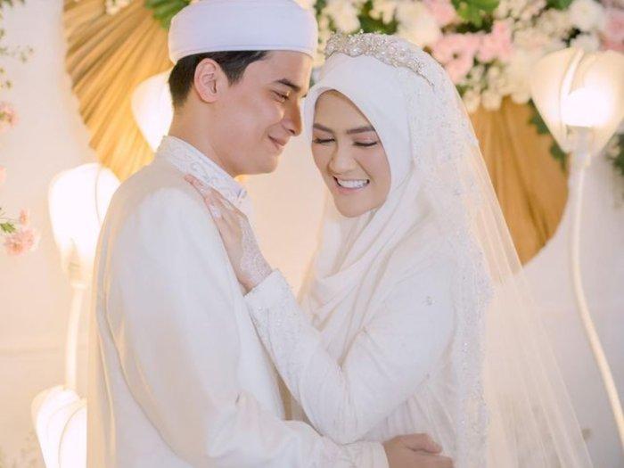 Alvin Faiz Akhirnya Pamer Foto Pernikahannya dengan Henny Rahman: Till Jannah