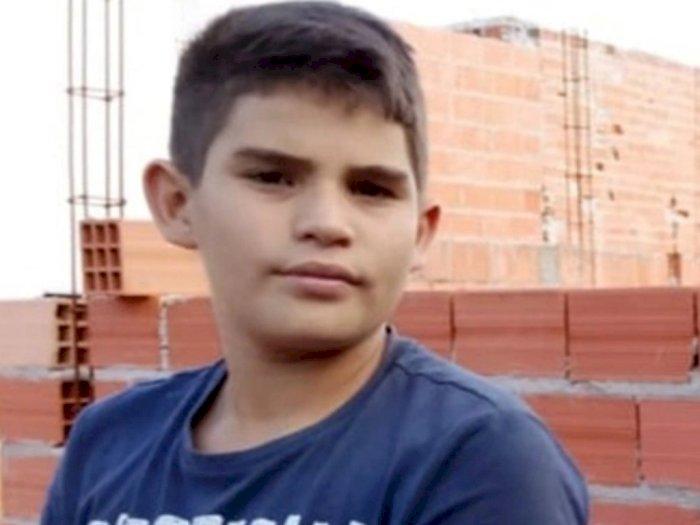 Tragis! Bocah 12 Tahun Tewas Tersengat Listrik saat Main Layangan Buatan Sendiri