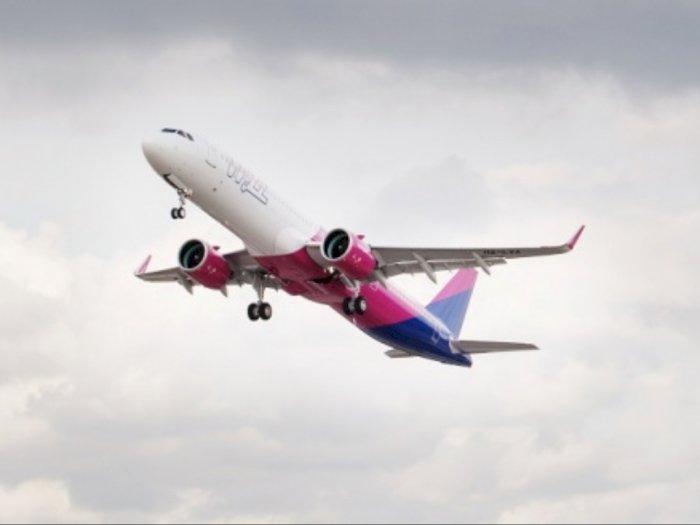 Wizz Air Kembali Meluncurkan Penerbangan dari Luton