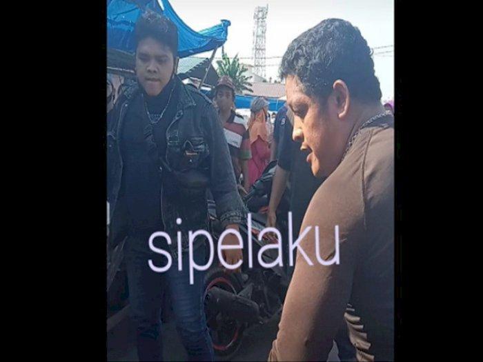 Preman yang Pukuli Pedagang Wanita di Pajak Gambir Ditangkap