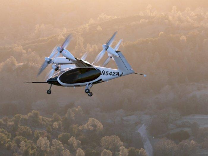 NASA Baru-baru Ini Menguji Prototipe Drone Otonom!