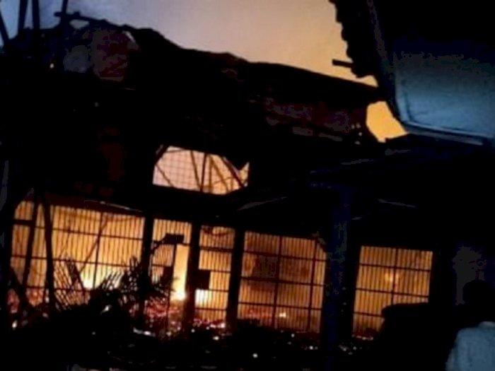 41 Korban Tewas, Lapas Tangerang Harusnya Terisi 900 Orang, Tapi Over Jadi 2.069 Napi