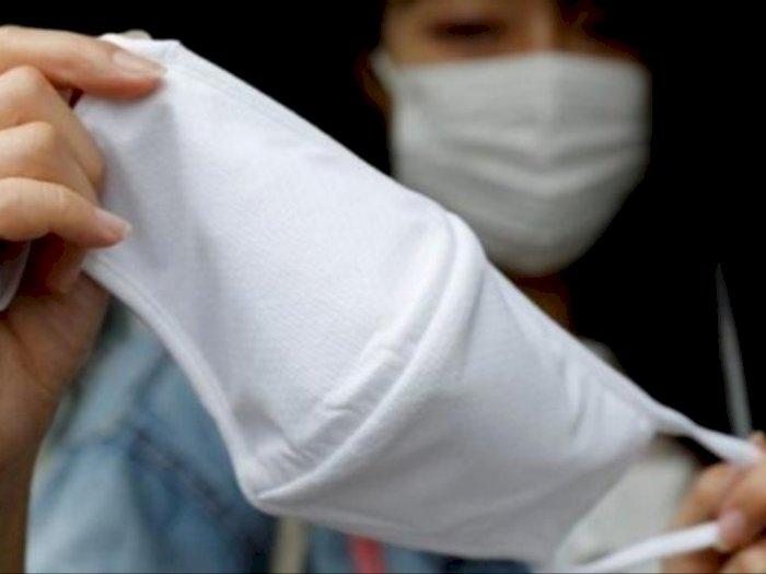 Masker Kain yang Dapat Dicuci Efektif Menyaring Partikel Virus Bahkan Setahun Penggunaan