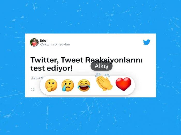 Twitter Uji Coba Fitur Reaksi Emoji, Jadi Mirip Seperti di Facebook!
