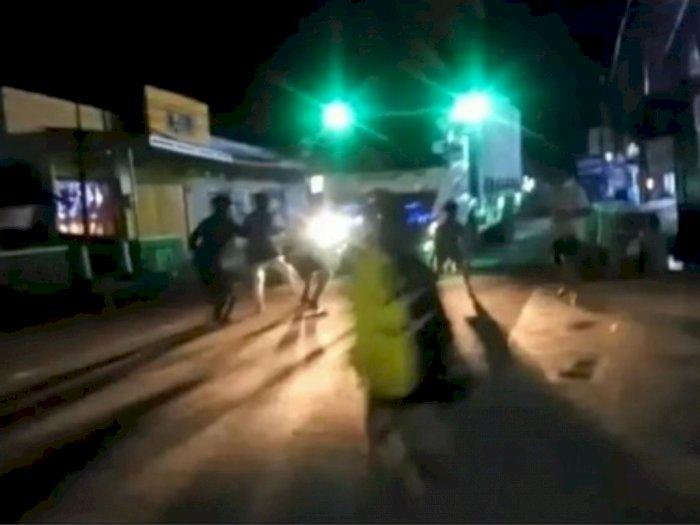 Remaja di Cianjur Tewas Terlindas saat Cegat Truk Tronton, Diduga Ikuti Tren yang Viral
