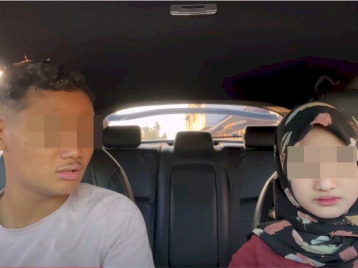 Terciduk Berzina Bareng Pacarnya di Mobil, Youtuber Asal Aceh Ini Akhirnya Minta Maaf