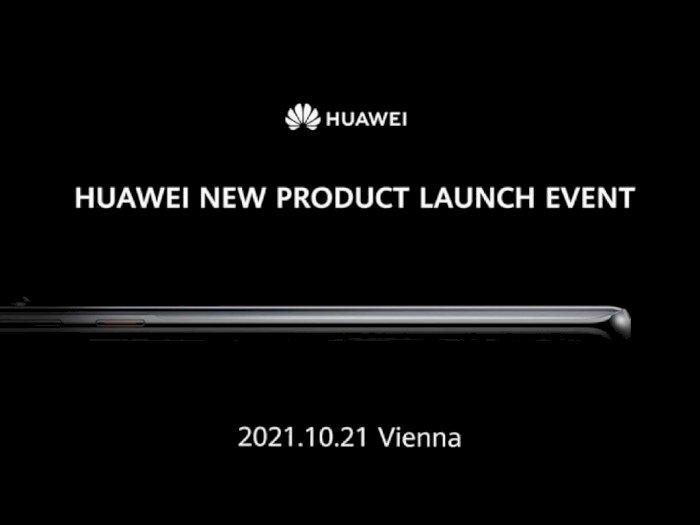 Huawei Bakal Umumkan Produk Barunya Pada Tanggal 21 Oktober Mendatang