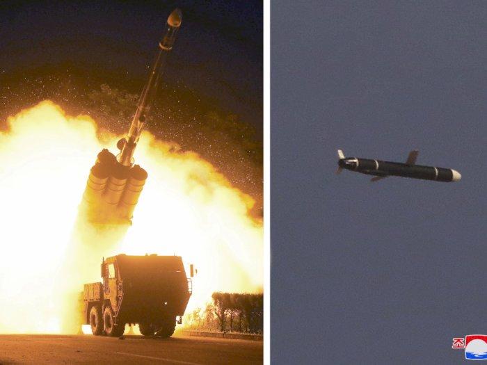 Korea Utara Uji Coba Rudal Jelajah Jarak Jauh yang Mematikan