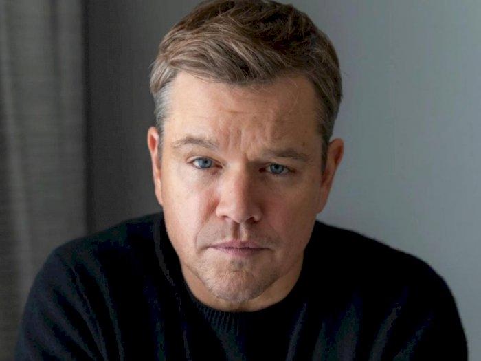 Matt Damon Ternyata Hanya Punya 76 Follower di Akun Instagram 'Rahasia'