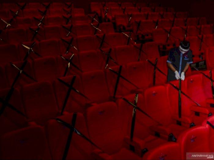 Pemerintah Izinkan Bioskop Buka, Tapi Ada Syaratnya, Apa Saja?