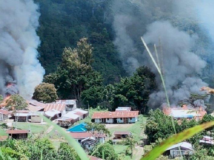 Puskesmas Kiwirok Papua Dibakar KKB, Ada 2 Nakes yang Hingga Kini Belum Diketahui Nasibnya