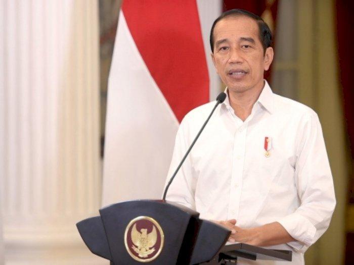 Jokowi Sebut RI Tak Masuk 10 Negara dengan Kasus  Covid-19 Tertinggi di Dunia