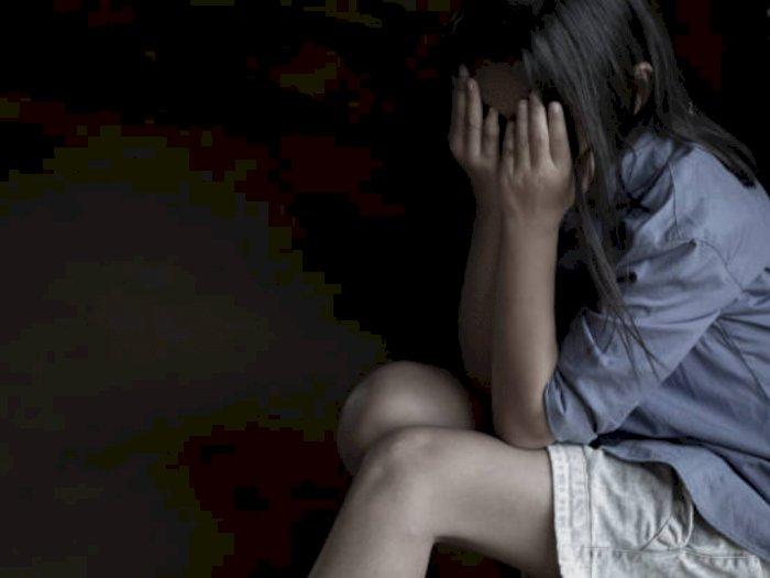 Bejat! Ayah Kandung  di Toba Rudapaksa Anak Selama 4 Tahun, Korban Dicekoki Obat Tidur