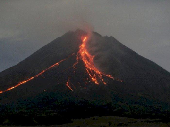 Rabu Pagi, Gunung Merapi Luncurkan Guguran Lava Pijar 10 Kali Hingga 1.500 Meter