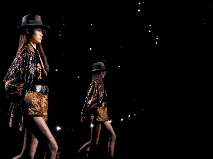 Yves Saint Laurent Kembali Gabung pada Paris Fashion Week 2022, Digelar 28 September!