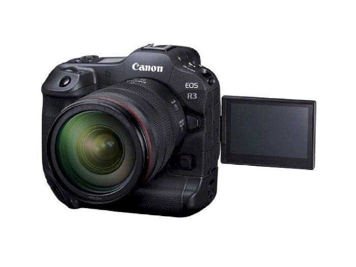 Canon Luncurkan EOS R3, Kamera Mirrorless Flagship dengan Harga Rp85 Jutaan!