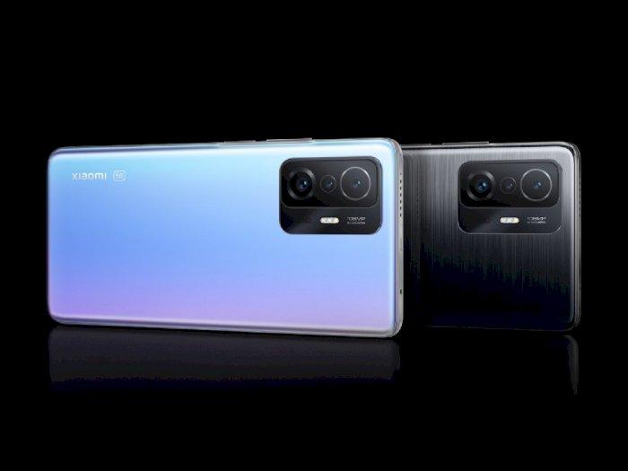 Xiaomi 11T dan 11T Pro Resmi Meluncur dengan Layar 120Hz AMOLED 6,67 Inci!