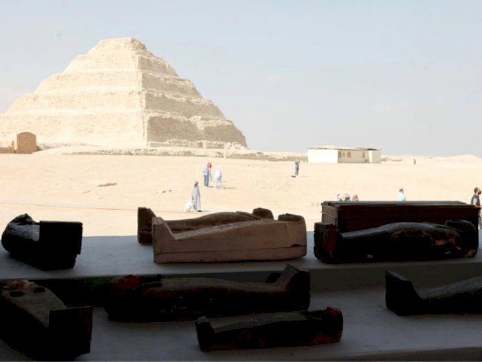 Per 14 September, Mesir Kembali Buka Makam Djoser di Selatan untuk Turis!
