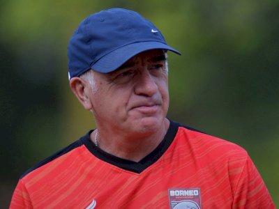 Liga 1: Pengunduran Diri Mario Gomez Rugikan Klub, Borneo FC Lapor ke FIFA