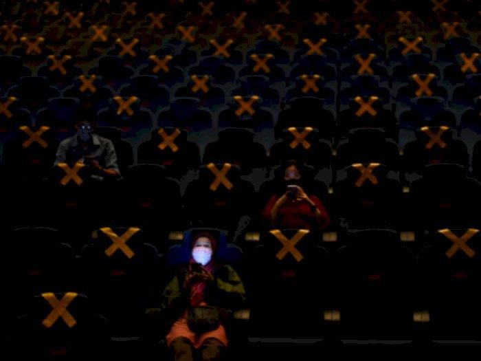 Bioskop di Medan Segera Dibuka Hingga Tawarkan Promo, PPKM Diperlonggar
