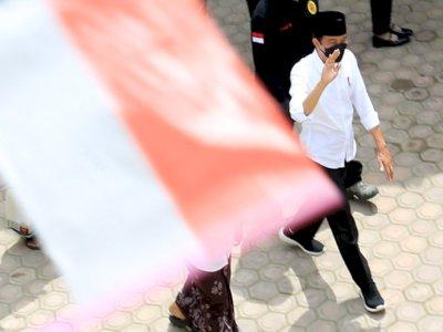 Jokowi Divonis Melawan Hukum Soal Polusi Udara, Begini Reaksi Istana