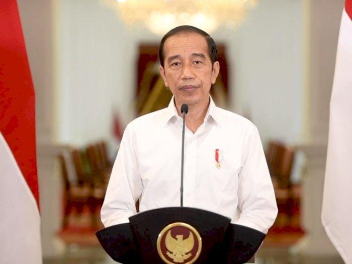 Kata Jokowi Soal Aksi Kritik: Saya Tidak Antikritik, Sudah  Biasa Dihina