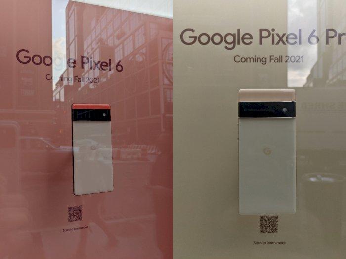 Google Pajang Smartphone Pixel 6 dan 6 Pro Terbaru di Toko Offline-nya di New York