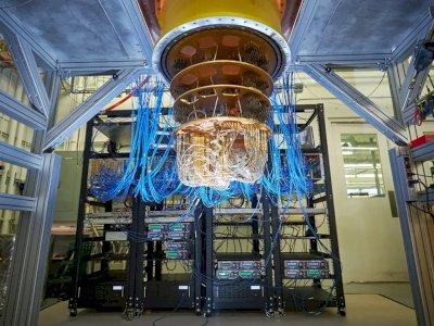 Komputer Quantum Google Bantu Para Ilmuwan Ciptakan 'Kristal Waktu' yang Menentang Fisika