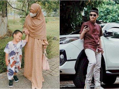 Anak Larissa Chou Nangis Pilu Minta Naik Mobil VW, Netizen Sebut Alvin Faiz Kebangetan