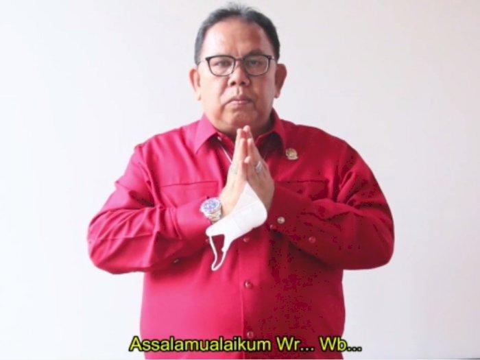 Selamat HUT ke-3 Indozone, Ketua DPRD Sumut: Semoga Makin Jaya dan Terus Tumbuh