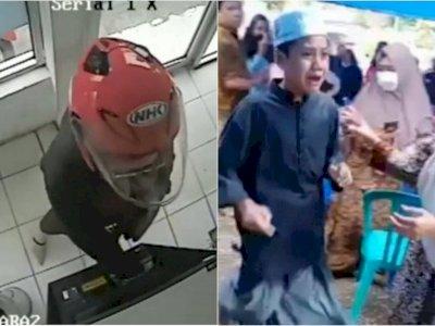 POPULER: Wanita Lupa Cabut ATM & Bocah Pulang Pesantren Menangis Tahu Ayahnya Meninggal
