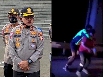 Kakorlantas Polri Buka Suara Soal Anggota PJR yang Diduga Aniaya Pengendara di Jalan Tol