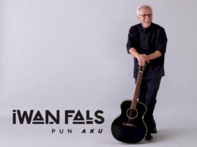 Iwan Fals Tuangkan Kisah Diri Lewat Album 'Pun Aku', Kolaborasi dengan sang Anak
