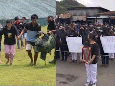Ketua MPR RI Minta Negara Tindak Tegas Teroris KKB  di Papua: Sikat Habis!