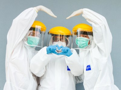Kabar Baik! Tidak Ada Lagi Antrian Pasien Covid-19 di IGD Rumah Sakit Jakarta