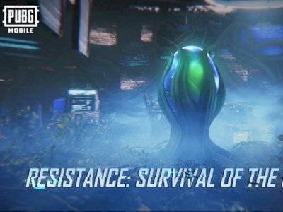 Keren! PUBG Mobile Keluarkan Tantangan Baru Bermain dengan Mode Flower Menace, Lawan Alien