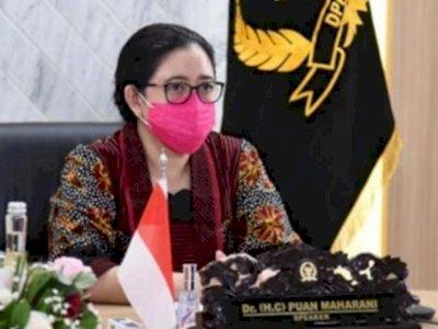 Ketua DPR Puan Maharani Dukung RI jadi Pusat Produksi Vaksin Global