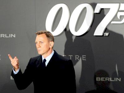 Pamit dari Peran James Bond, Daniel Craig Emosional